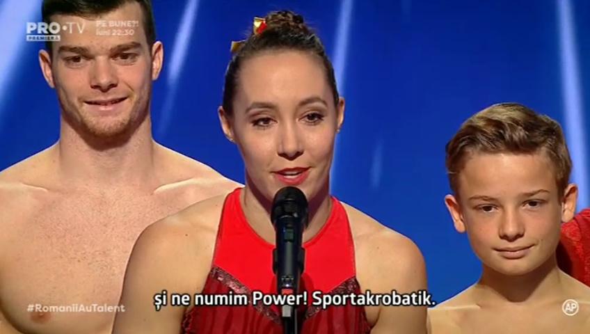 Power Sportakrobatik