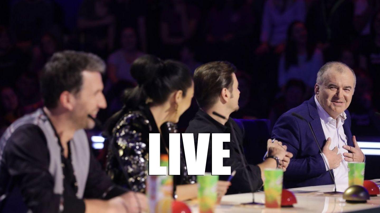 Românii au talent, episodul 3, sezonul 9 LIVE - Al doilea Golden Buzz din sezon