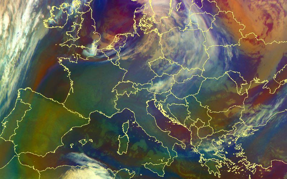Prognoza Meteo. Valul de aer polar a ajuns în România! Unde și cât va ninge. Harta interactivă a ninsorilor