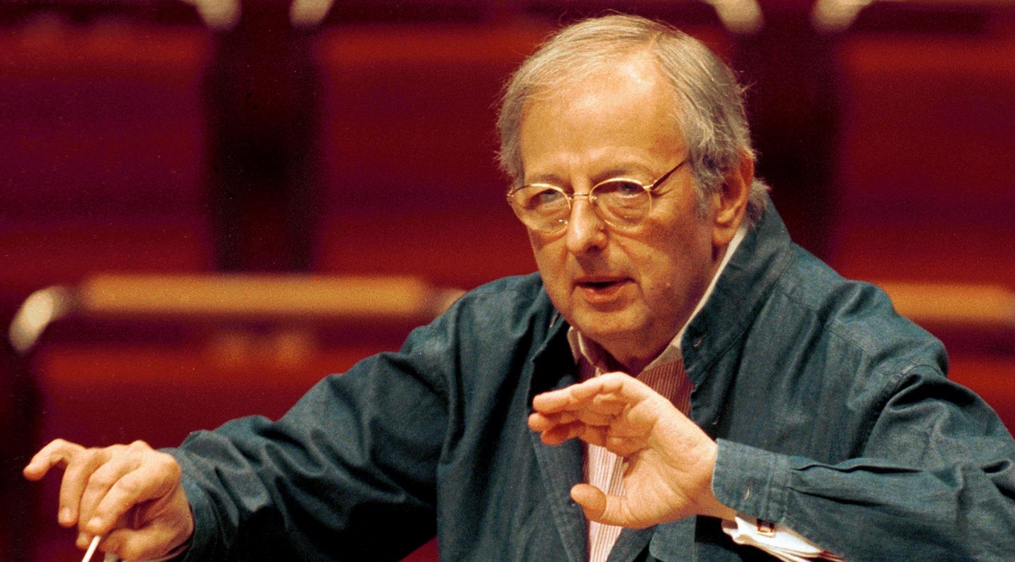 Andre Previn a murit la vârsta de 89 de ani