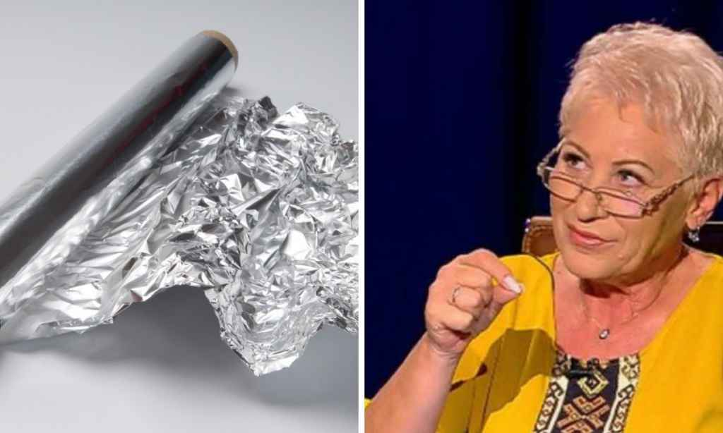 Lidia Fecioru despre folia de aluminiu