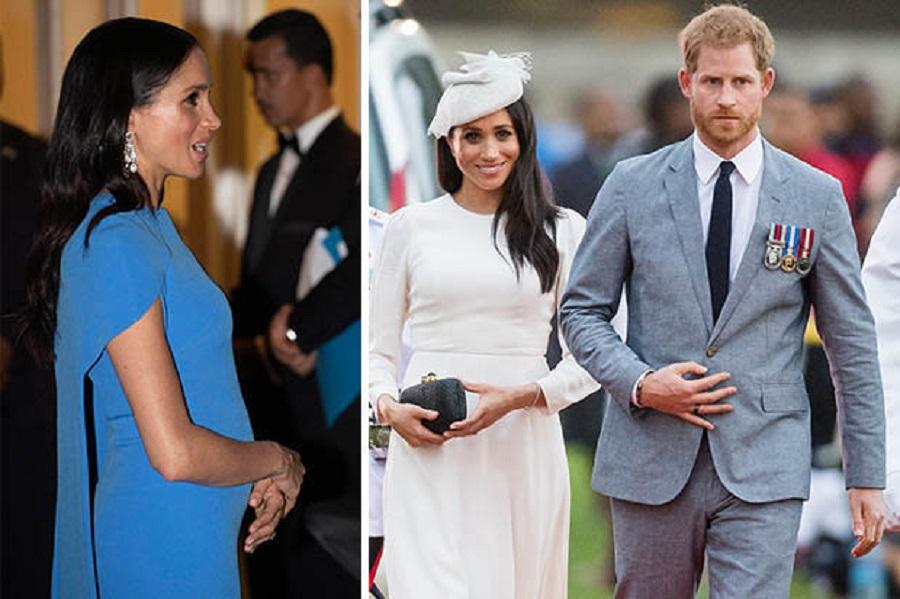 Meghan Markle riscă să fie exclusă din Casa Regală. Deciziile luate au suparat-o pe Regină