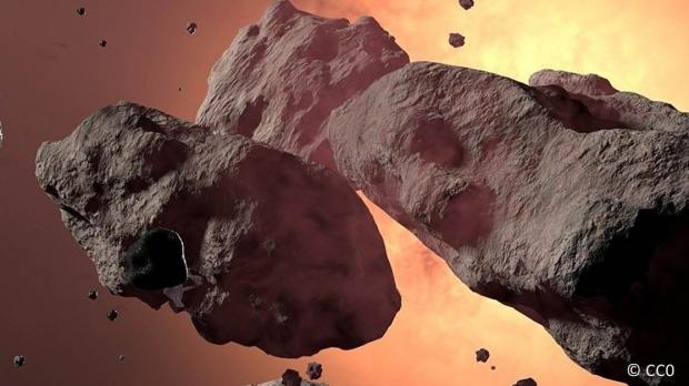 Un asteroid se apropie de Terra. În câteva zile va ajunge la distanţa minimă