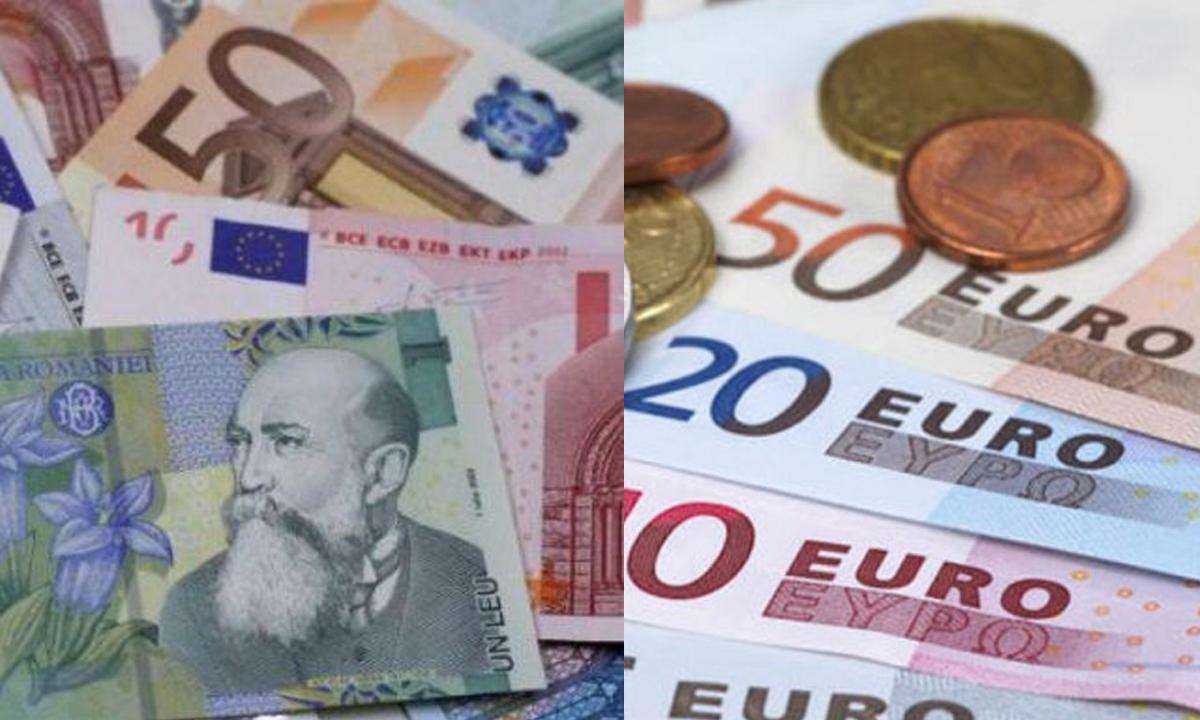 Curs valutar 8 martie 2019 - Cât costa 1 euro la BNR în lei