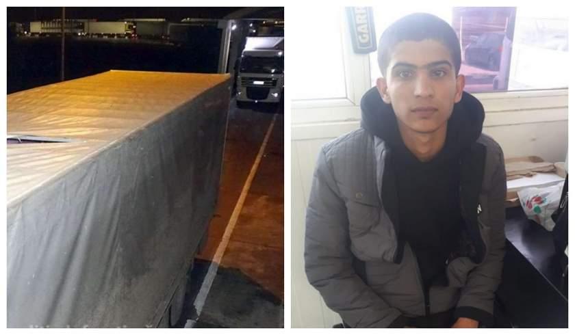 Fabrica de frigidere Găeşti a primit marfă un imigrant irakian
