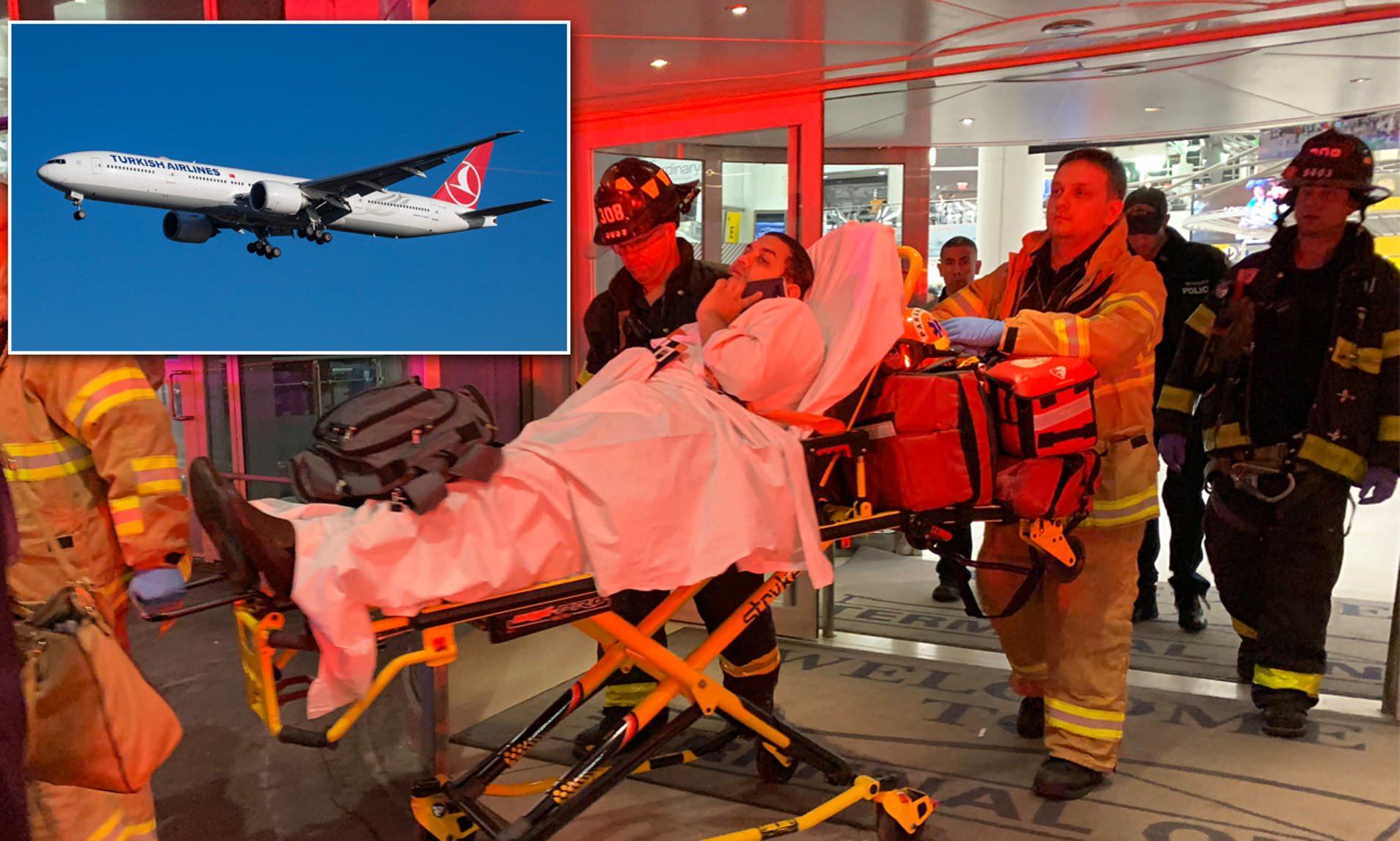 Incindent. Un Boeing 777 Turkish Airlines cu 326 de pasageri a trecut prin turbulențe severe. 30 de răniți