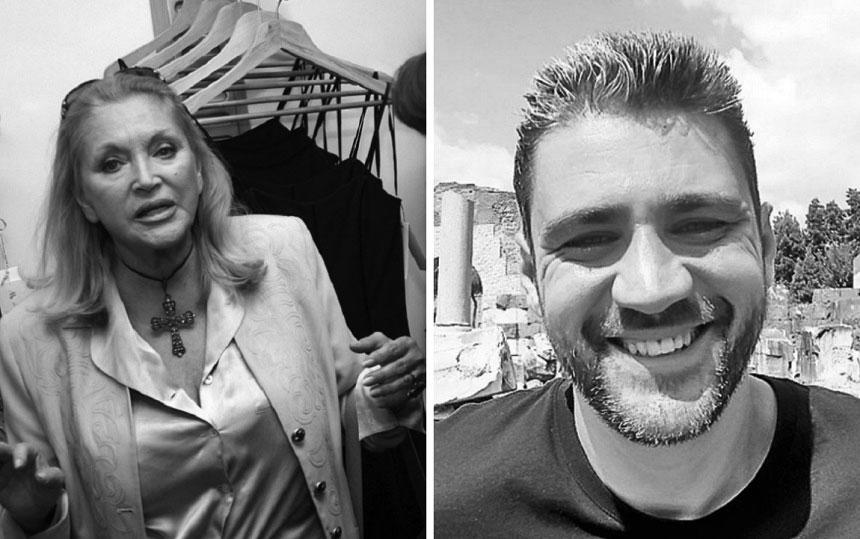 Zina Dumitrescu o mama uitată într-un azil