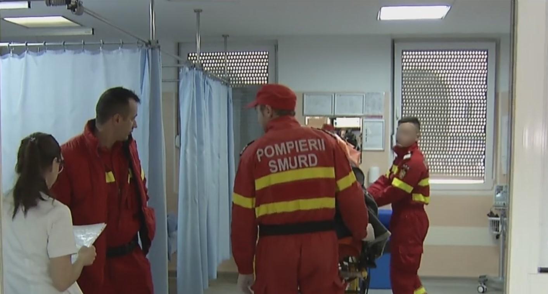 Doar cazurile grave au prioritate la Urgenţe. Ceilalţi pacienţi vor aștepta și 4 ore