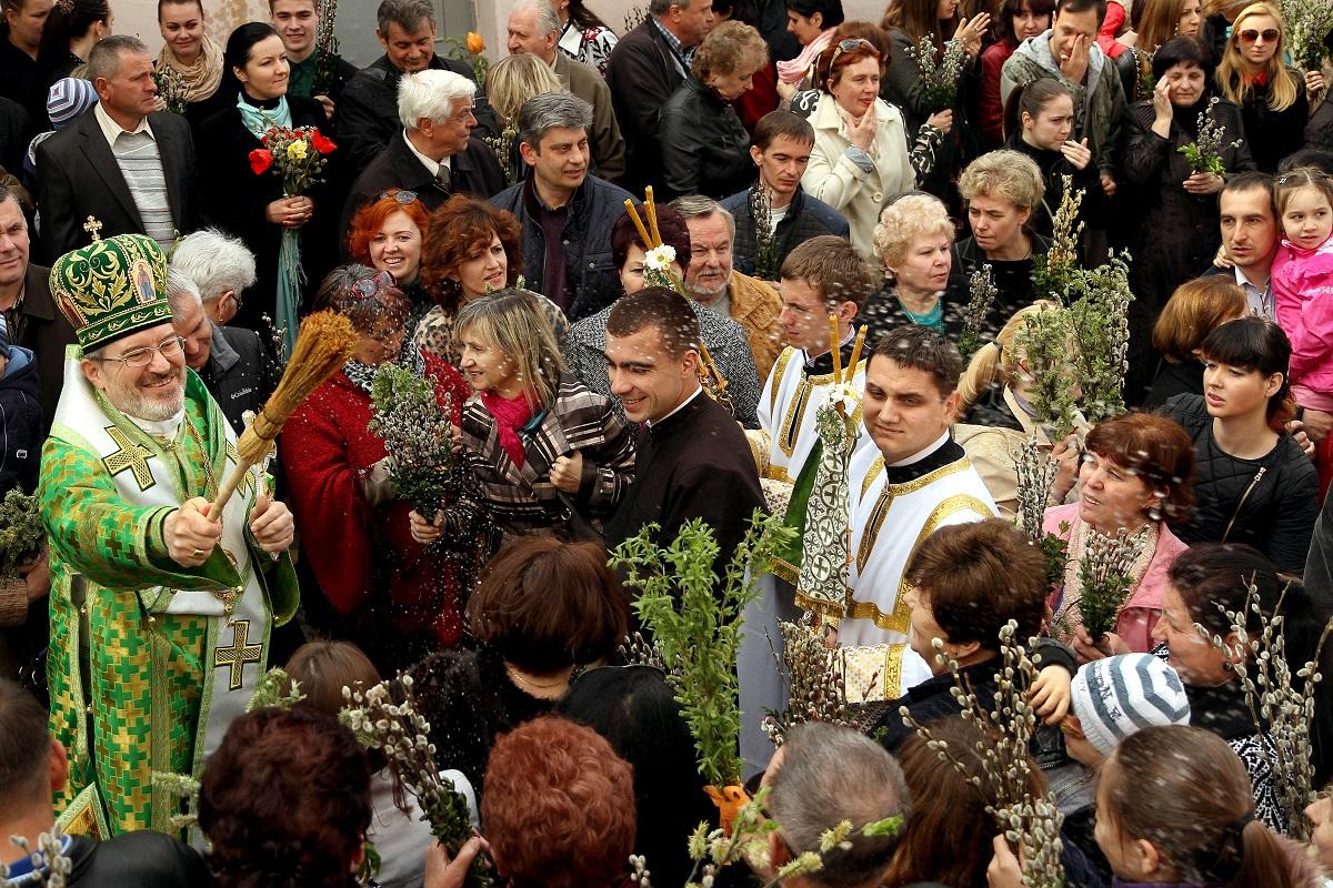 Tradiții și superstiții de Floriile catolicilor 14 aprilie 2019