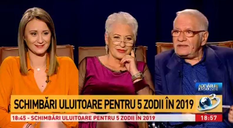Mihai Voropchievici: Schimbări uluitoare pentru 5 zodii în 2019. Se transforma decisiv