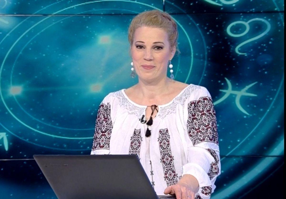 HOROSCOP 15 aprilie Camelia Pătrășcanu - O zodie are succes în tot ce face