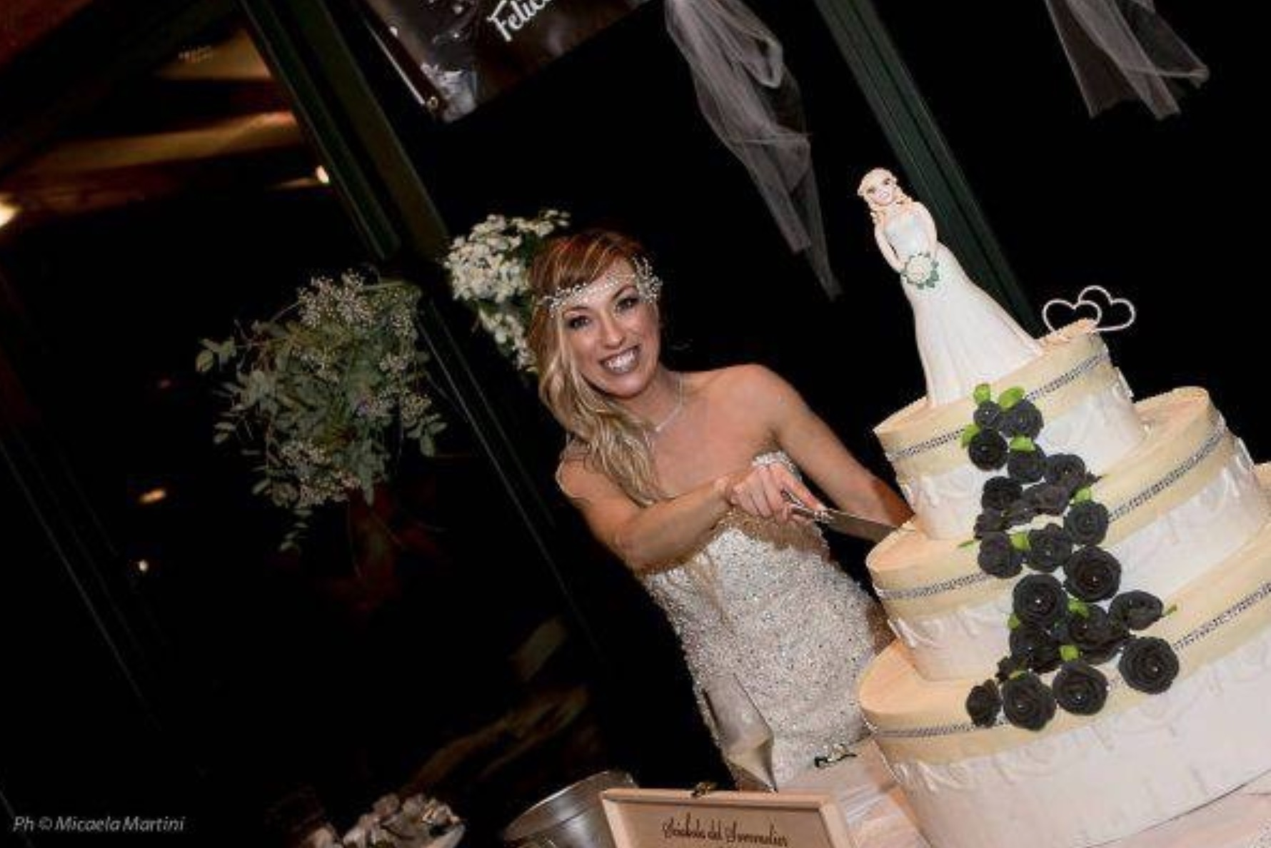 La 40 de ani, o italiancă a decis să se mărite cu ea însăși