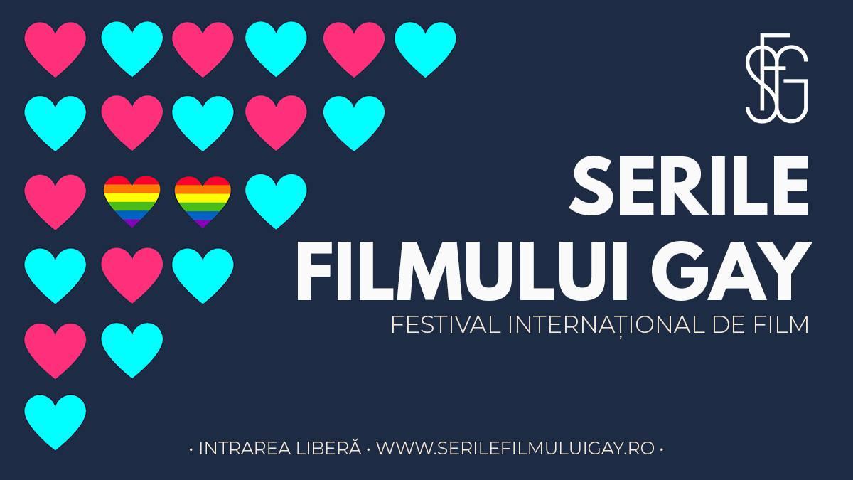Serile filmului Gay Internațional 5 - 21 aprilie 2019 la Cluj. Intrarea este liberă
