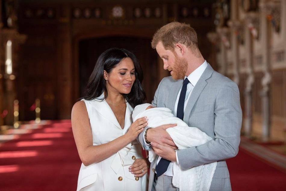 Copilul prințului Harry și al lui Meghan Markle