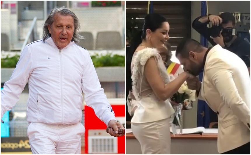 """Ilie Năstase reacționează, după ce Brigitte s-a căsătorit cu Florin Pastramă: """"Trebuie să renunțe mai demult la nume"""""""