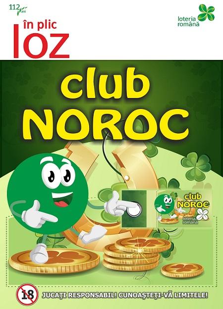 """Loteria Română lansează a doua ediţie a lozului """"CLUB NOROC"""". Rezultate loto 5 mai 2019"""