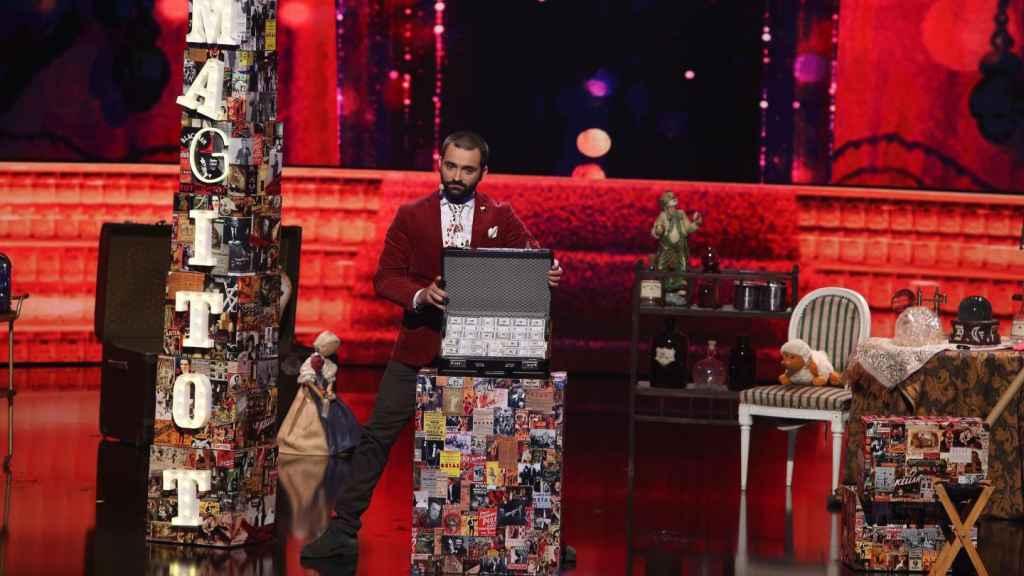 Premiul de originalitate în valoare de 10.000 de euro a mers către Mariuș Draguș, după ce telespectatorii și-au votat favoritul.