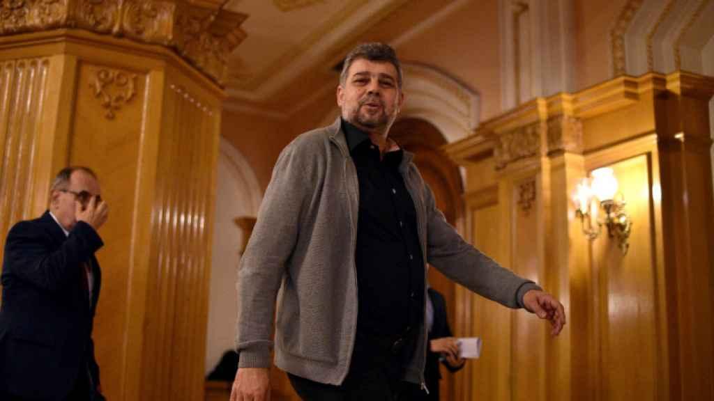Marcel Ciolacu Presedintele Camerei Deputatilor, propus de PSD si ales de majoritate