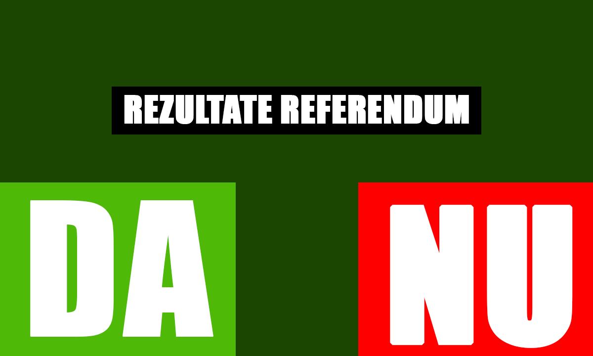 """BEC: Peste 5 milioane de români au votat """"Da"""" la ambele întrebări de la referendum"""