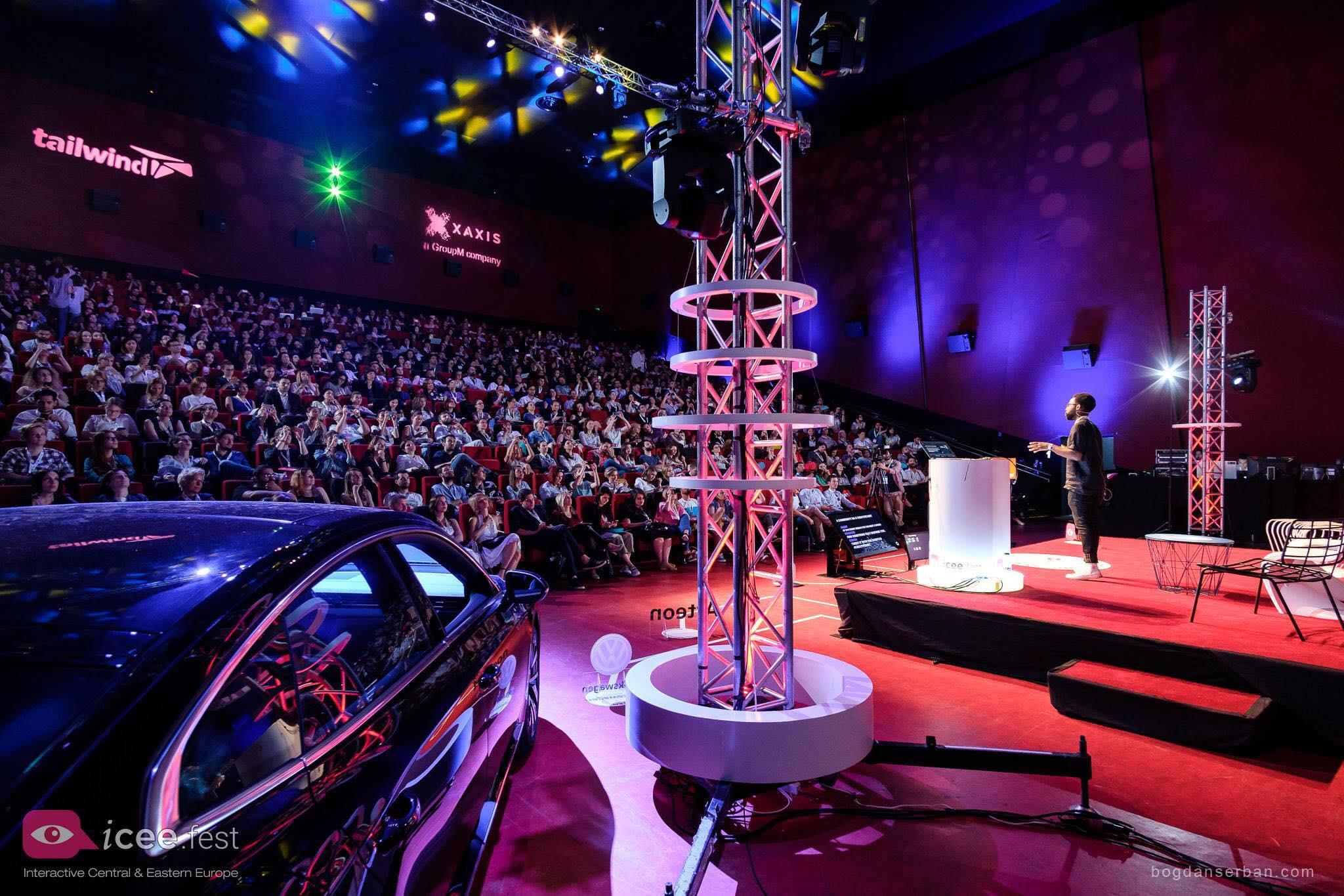 Google si Facebook vin la Bucuresti cu cel mai mare număr de speakeri si traineri din istoria de 8 ani a evenimentului iCEE.fest: UPGRADE 100