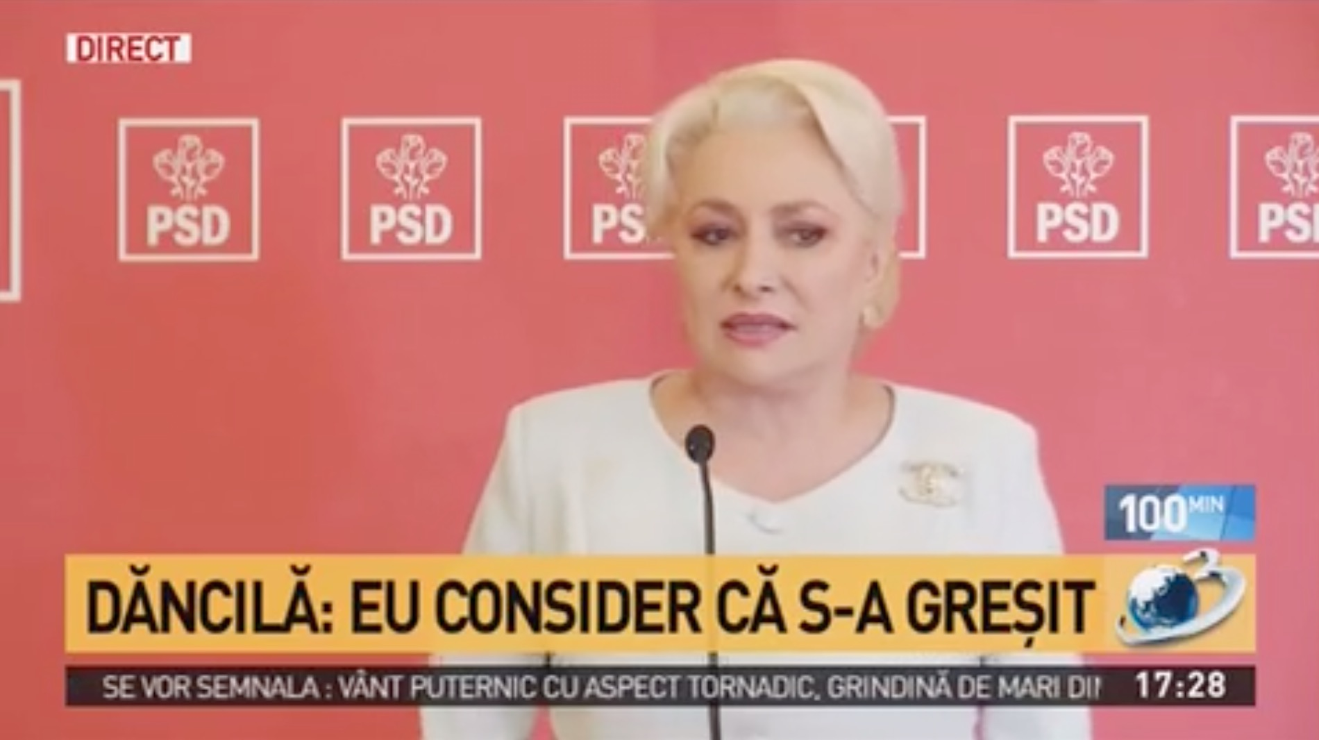 """Viorica Dăncilă, schimbare la 180 de grade, PSD va aplica Referendumul. """"Consider că s-a greșit în Diaspora"""""""