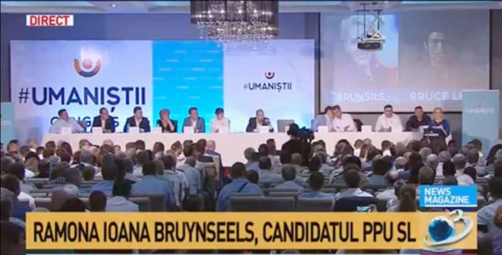 Ramona Ioana Bruynseels, candidat Alegeri Prezidentiale PPU SL