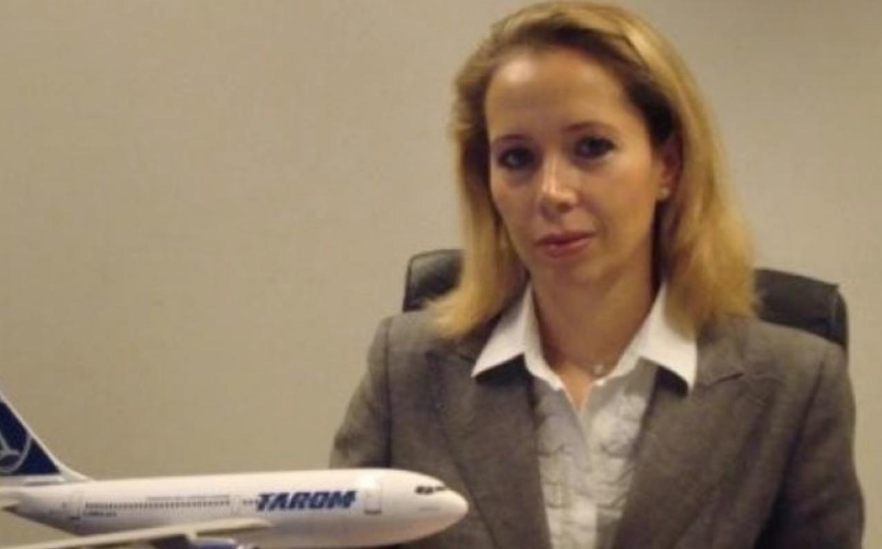 Cine este noul Director (CEO) Tarom - Mădălina Mezei lucreză de 22 de ani în companie