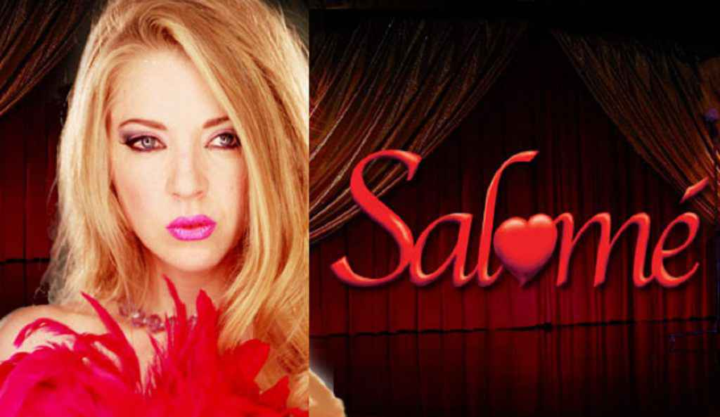 Edith Gonzales, imagine din telenovela Salome
