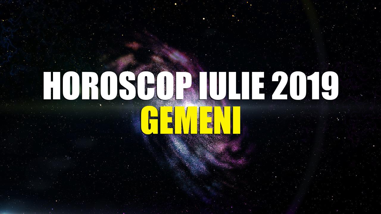 Horoscop Minerva luna iulie 2019 GEMENI. Fii deschis să primești