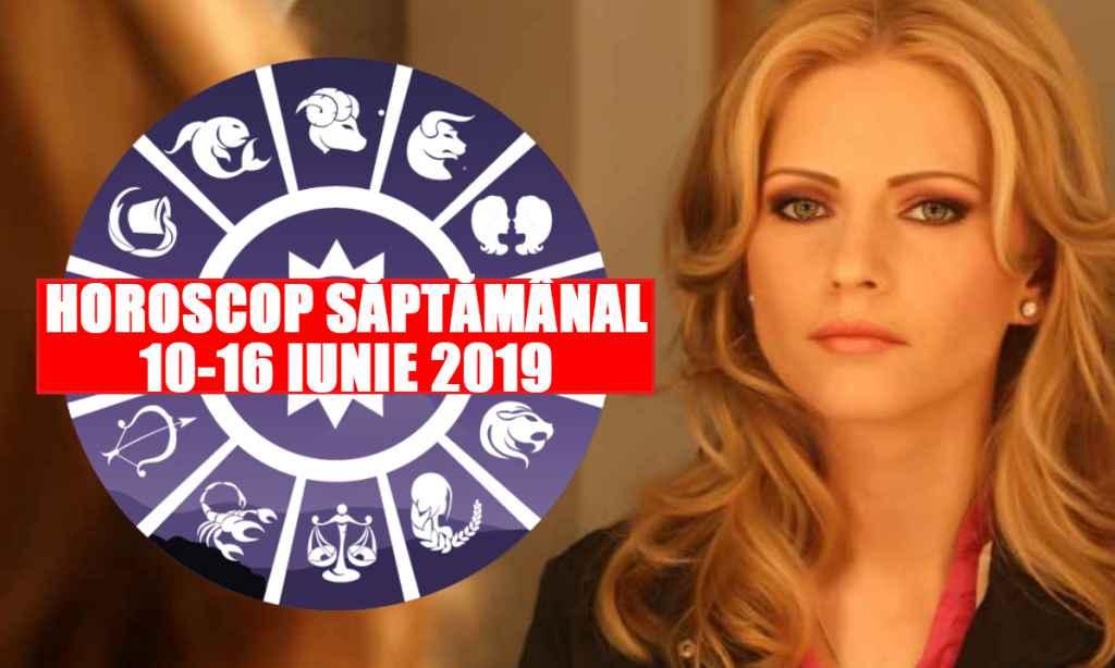 Horoscop săptămânal Nicoleta Svârlefus 10-16 iunie 2019 - Tensiuni mari pentru zodiile de aer