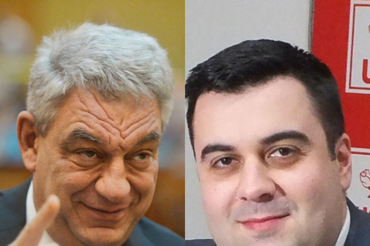 Ministrul Răzvan Cuc îi răspunde lui Mihai Tudose: acest `Terente de Braila` daca n-ar fi ticalos, ar ramane DOAR cu cel mai slab mandat de PRIM-MINISTRU