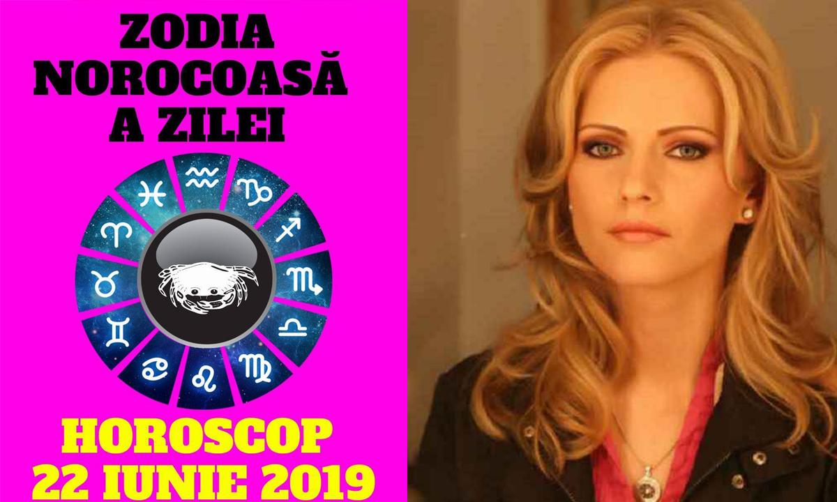 Nicoleta Svârlefus 22 iunie 2019 - Ei sunt norocoșii zilei