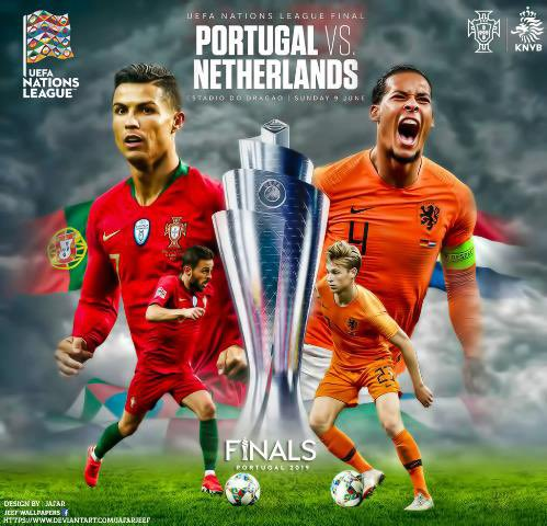 Portugalia - Olanda live finala Nations League Pro TV LIVE de la 21:45