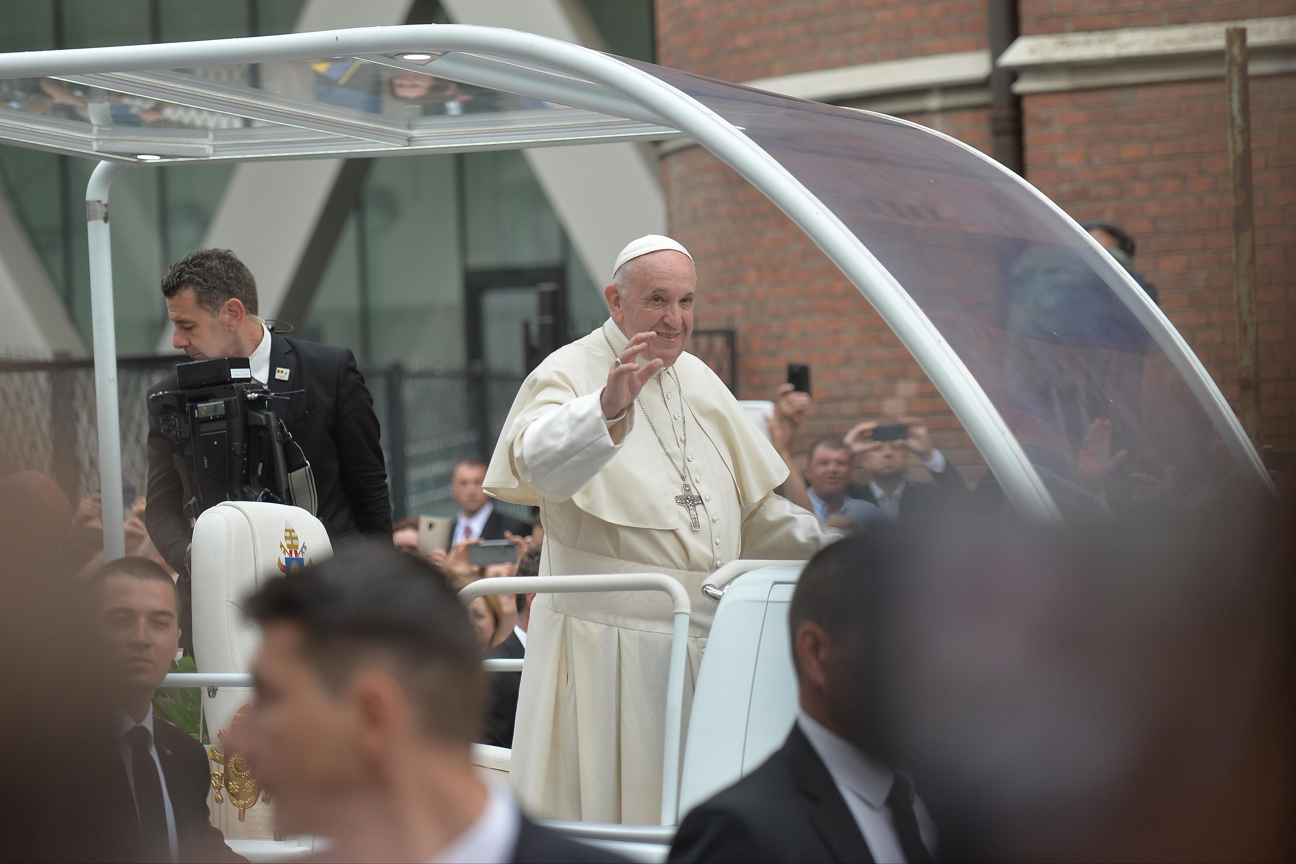 Papa Francisc în România. LIVE stream și Text de la Șumuleu Ciuc și Iași. Program 1 iunie 2019