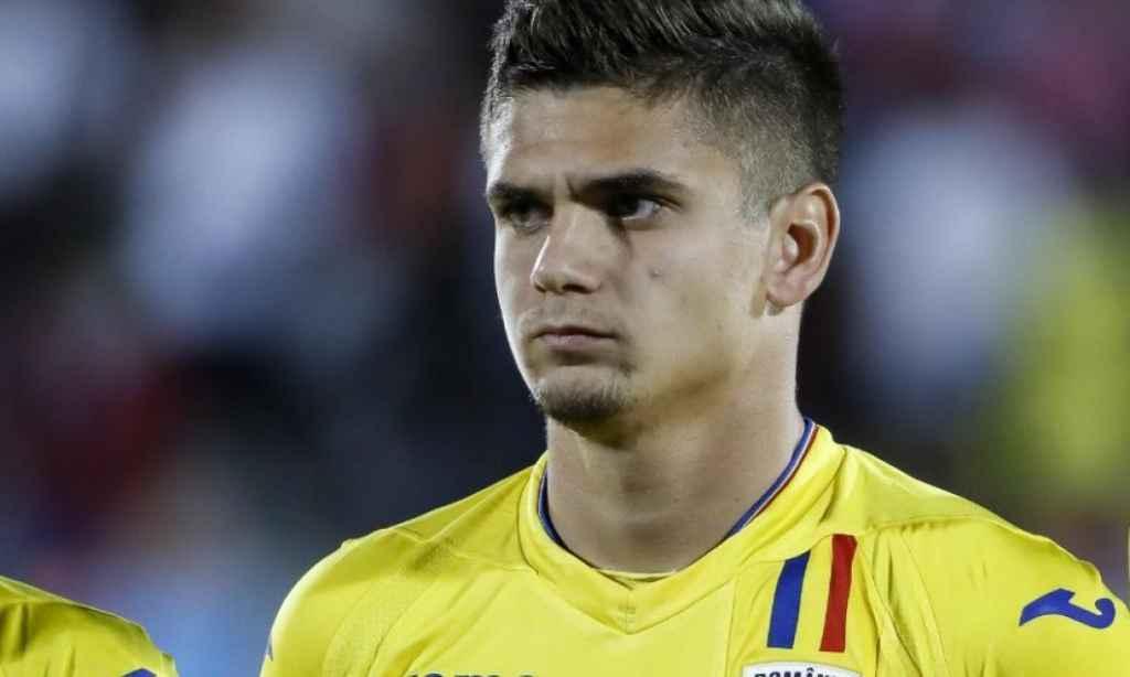 Razvan Marin, titular în meciul Malta - România.