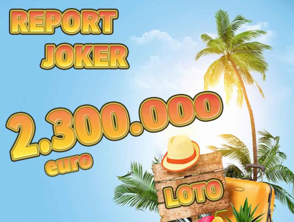 Joker report de 2.3 milioane de euro. Rezultatele de duminică, 23 iunie 2019