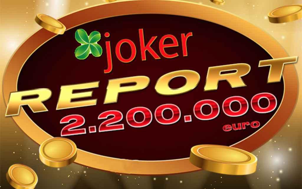 Rezultate loto 9 iunie - Report la Joker