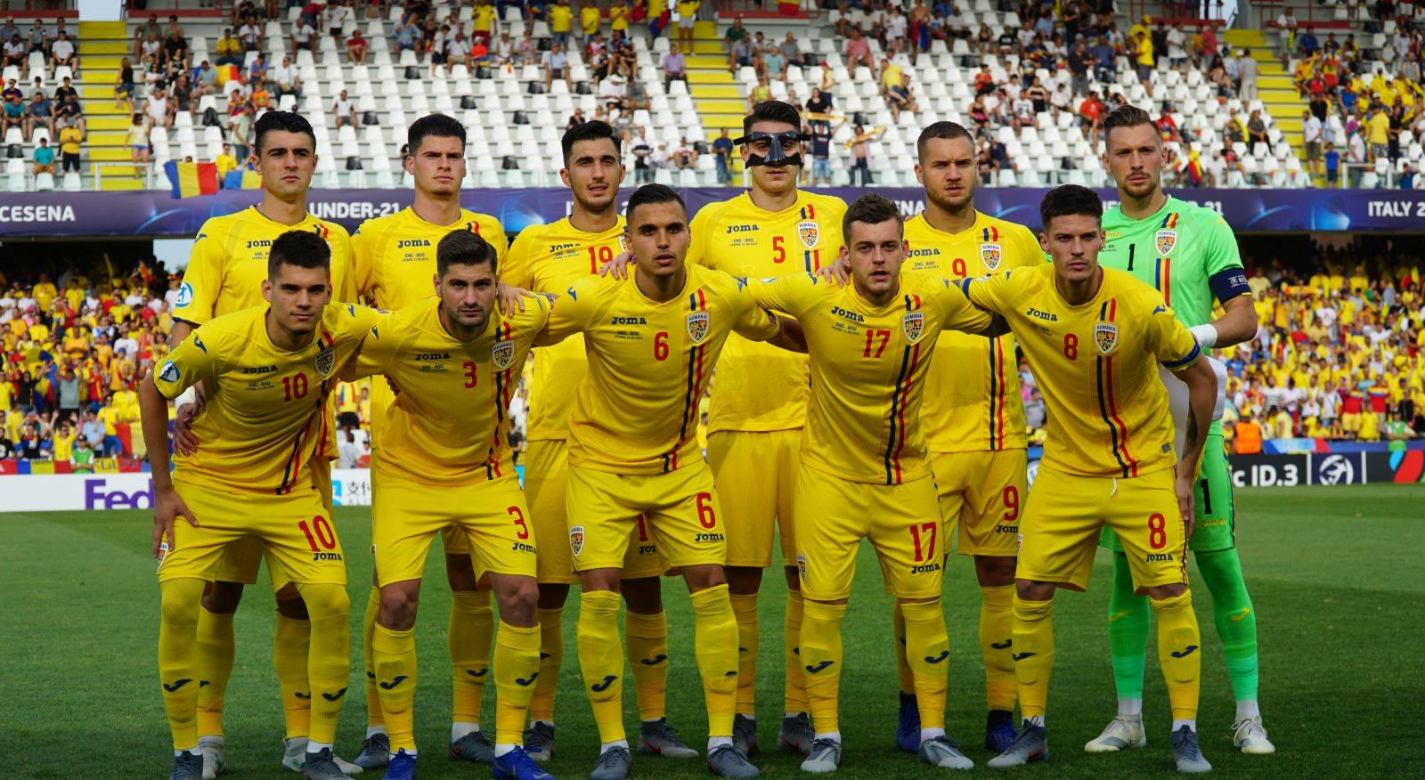 Franța Romania EURO U21 2019 live stream și live scor TVR1