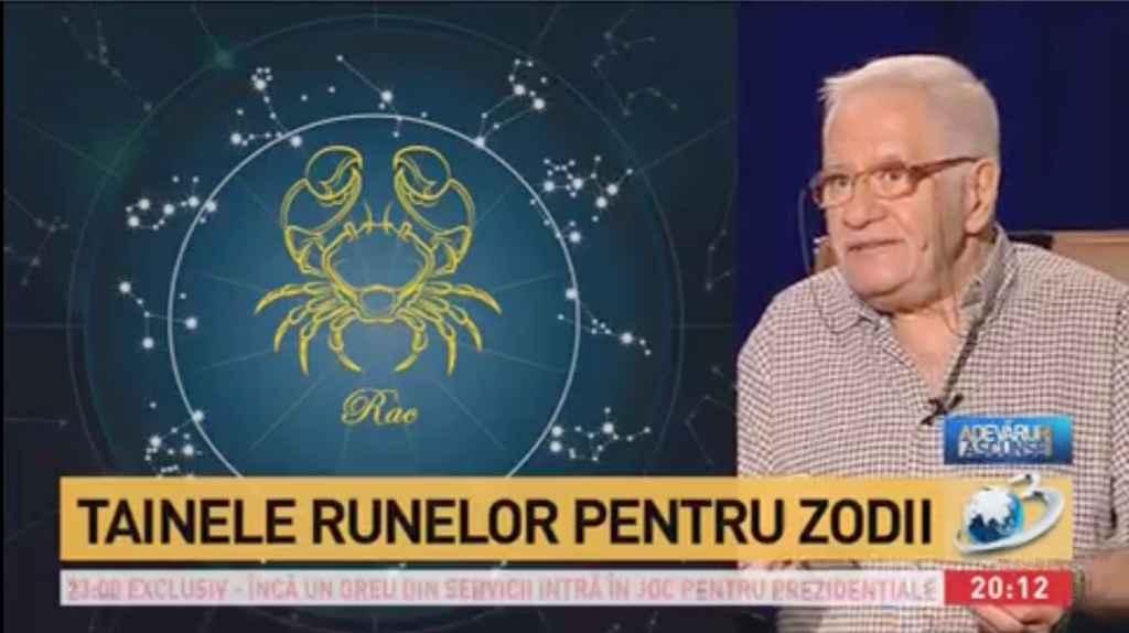 Horoscop săptămânal rune Mihai Voropchievici 24-30 iunie 2019