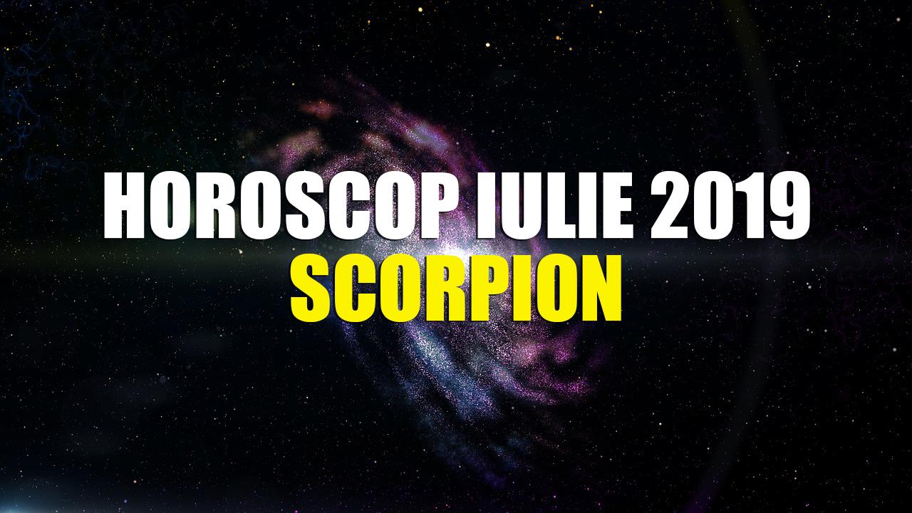 Horoscop Minerva luna iulie 2019 SCORPION. Ai o singură șansă să scai de detatorii