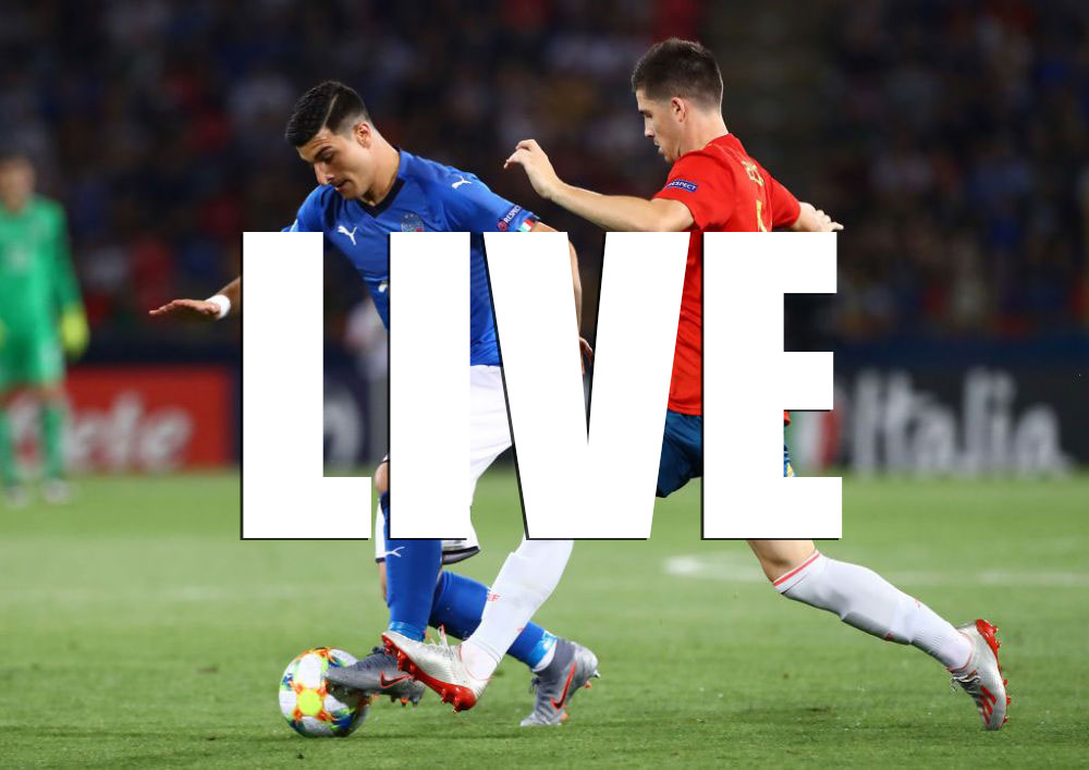 Spania - Franța SCOR 0-0 Euro U21 2019. TVR 1 live - VIDEO ONLINE TV