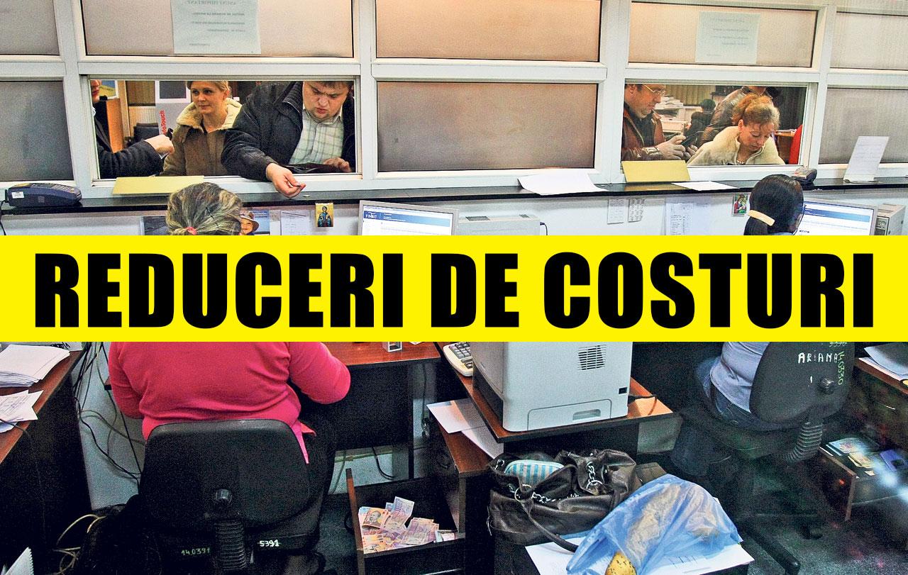 Reduceri salariale și concedieri masive în sectorul bugetar! Documentul de la Finanțe care dă fiori angajaților