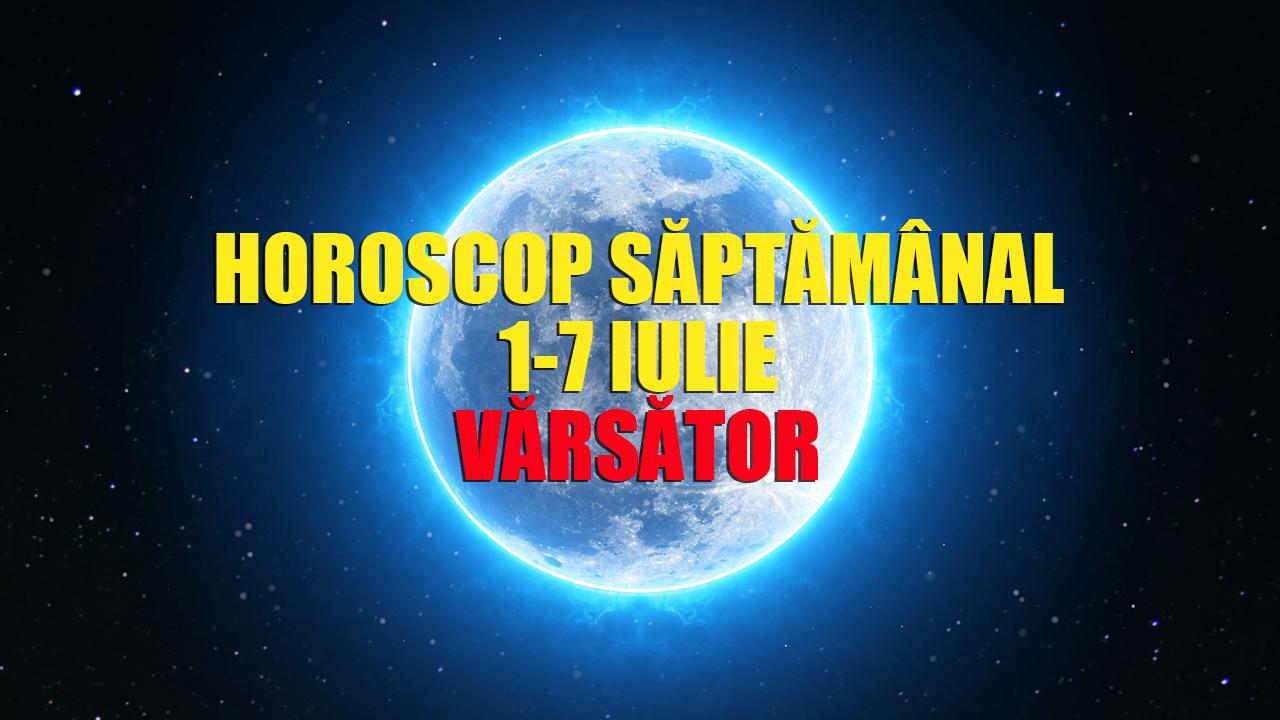 Horoscop varsator saptamanal
