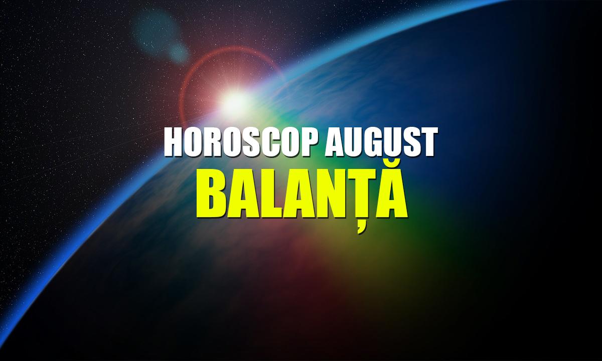 Horoscop Minerva August 2019 Balanță - Mai aveți de învățat