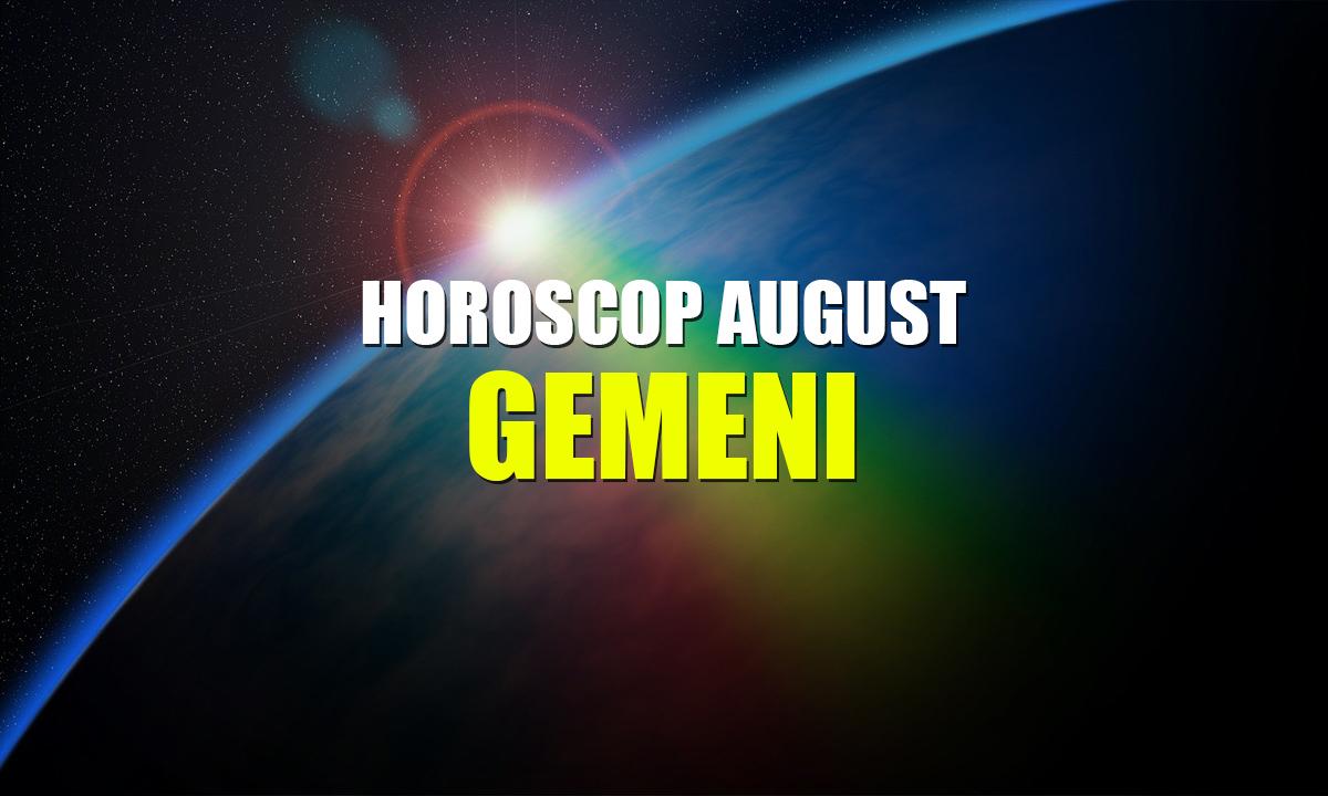 Horoscop Minerva August 2019 GEMENI. Ai mai mult de câștigat decât de pierdut în august
