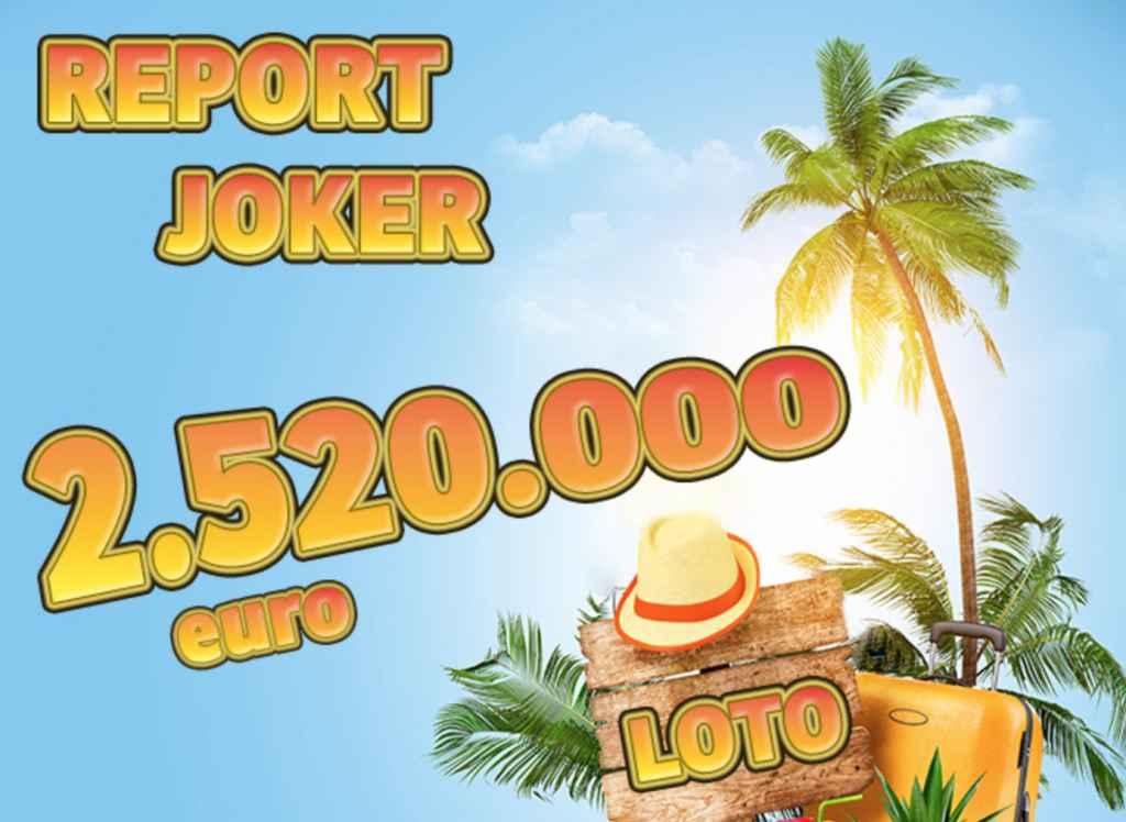 La Joker, la categoria I, este in joc un report in valoare de peste 11,93 milioane lei (peste 2,52 milioane euro), in timp ce la categoria a II-a, reportul este de peste 441.000 lei (peste 93.400 euro).