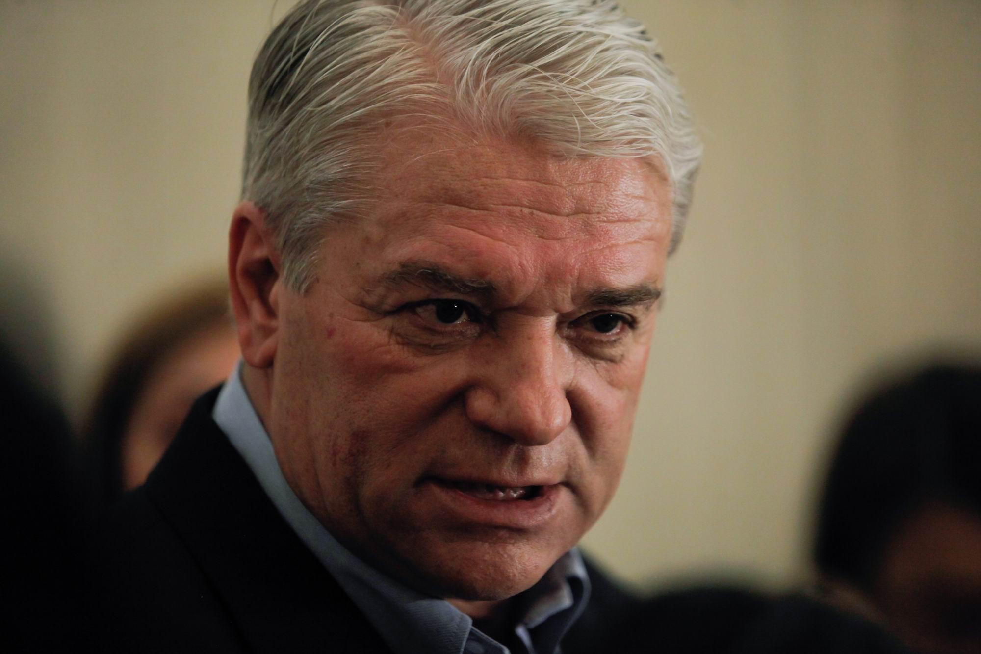 Nicolae Moga, Ministrul de Interne, și-a dat demisia