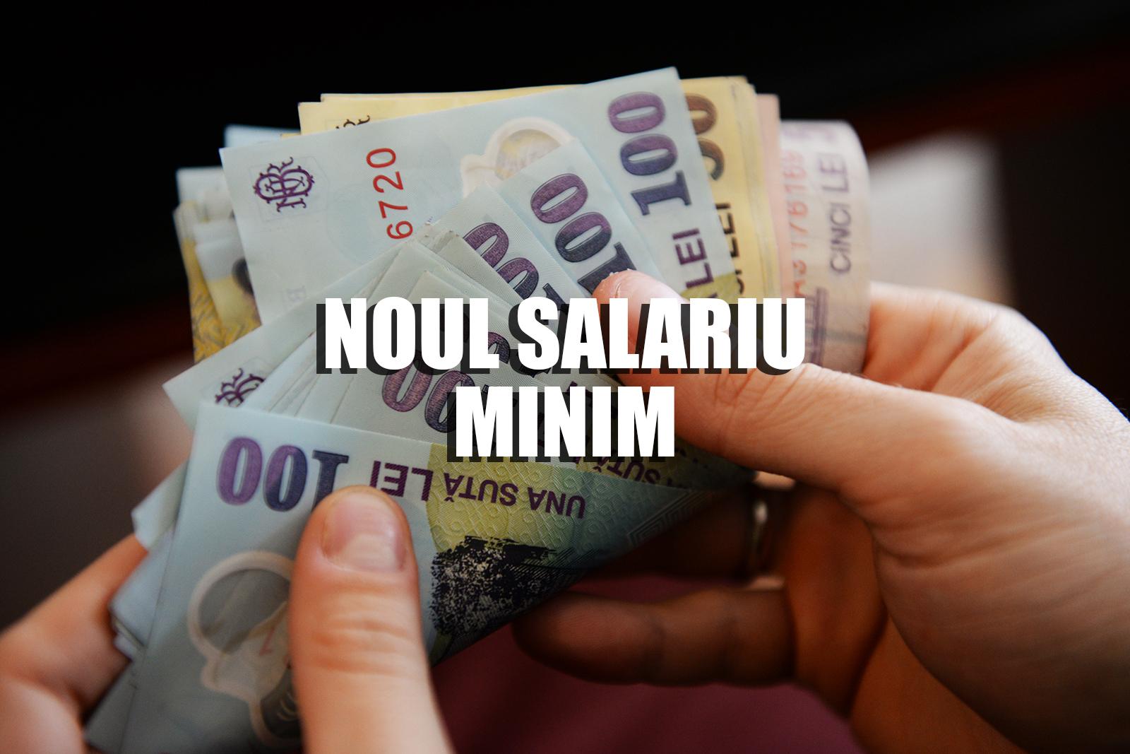Noul salariu minim pentru cei cu facultate 4576 lei. Firmele ar fi date peste cap de acest salt