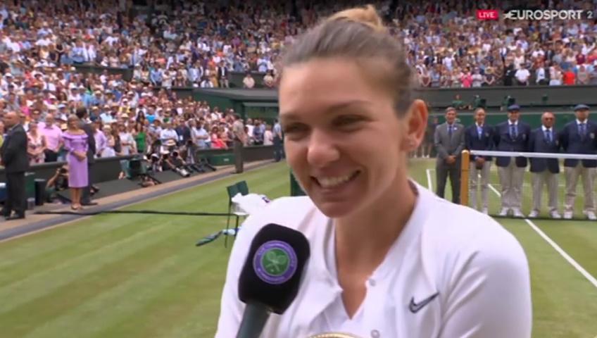 Simona Halep a fost eliminată de la US Open! A pierdut cu americanca Townsend