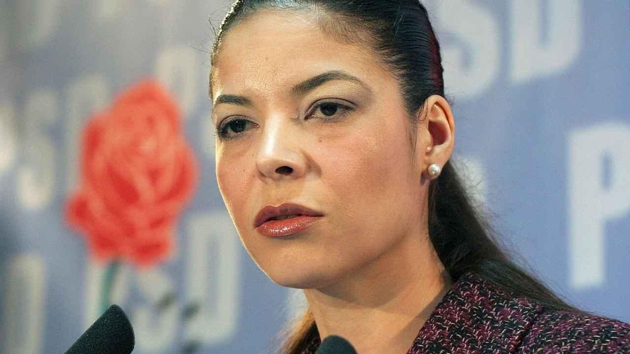 Ana Brichall pleaca de la Ministerul Justitiei. De cine va fi inlocuita